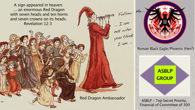 NEIL KEENAN UPDATE | Modern Day Pied Piper / Red Dragon Ambassador Exposed Ambassador_ASBLP_650