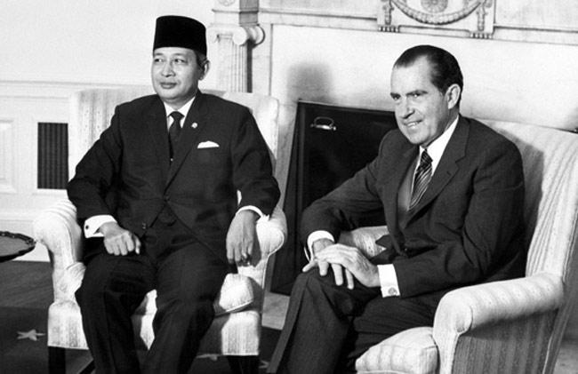 NEIL KEENAN UPDATE   History & Events Timeline General-suharto