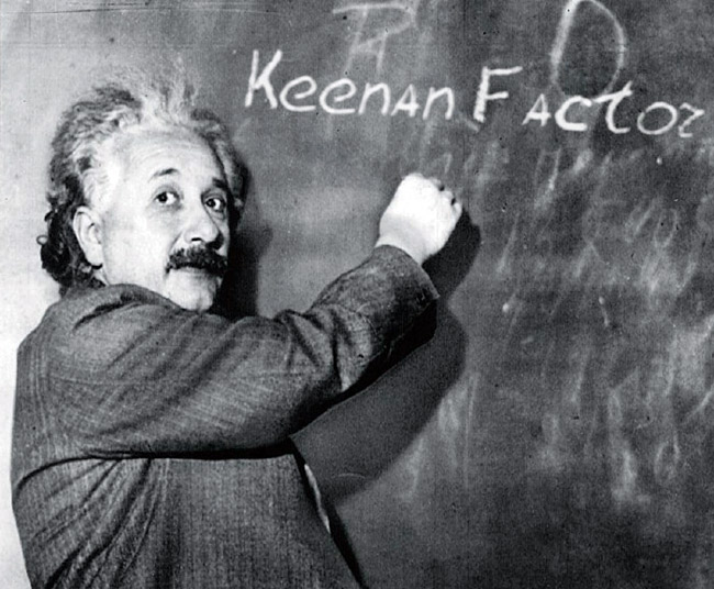 NEIL KEENAN UPDATE | On Our Way Home Keenan-einstein